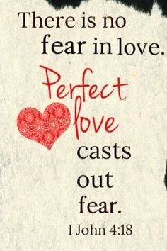 perfectlovecastsoutfear